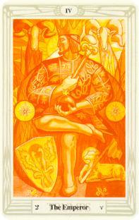 El emperador tarot y gratis - El espejo tarot gratis ...