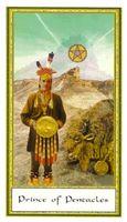 Caballero de oros