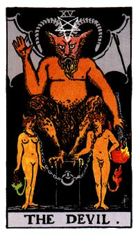 Tarot y gratis el diablo - El espejo tarot gratis ...