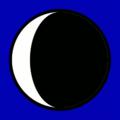 Luna casi Nueva