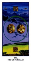 Dos de oros
