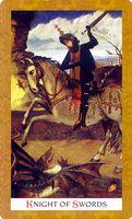 Caballero de espadas