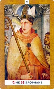 V - El Papa