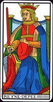 Reina de espadas