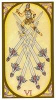 Seis de espadas