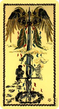 1 de espadas
